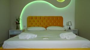Hotel Beach Restaurant Fabio, Apartmanhotelek  Borsh - big - 9