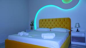 Hotel Beach Restaurant Fabio, Apartmanhotelek  Borsh - big - 108