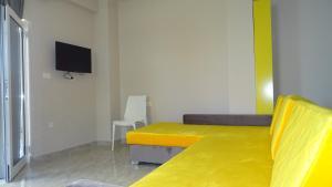 Hotel Beach Restaurant Fabio, Apartmanhotelek  Borsh - big - 33