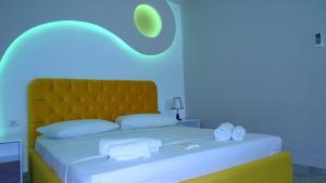 Hotel Beach Restaurant Fabio, Apartmanhotelek  Borsh - big - 6