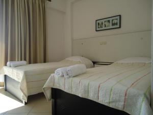 Rondos Hotel, Hotels  Himare - big - 25