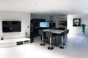obrázek - Magnifique appartement design Troyes 95m2 Clim, Balnéo