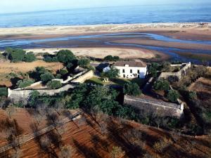 Forte De Sao Joao Da Barra Cabanas de Tavira