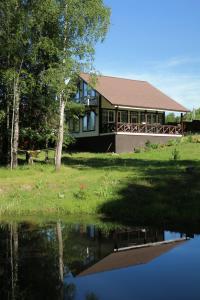 Гостевой дом Семейная дача в Велегоже