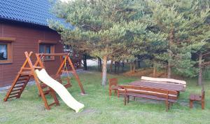Domek na Cichej Leśniewo