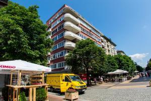 Center Sofia, Vitosha Boulevard apartment