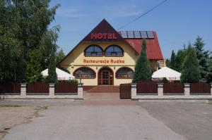 HotelRestauracjaBar Rudka