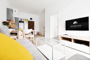 Apartament Krokus 1 z ogródkiem