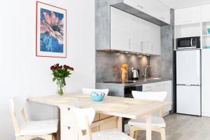 Apartament Krokus 2 z garażem