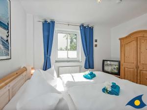 Villa Strandperle_ Whg_ 19, Apartments  Bansin - big - 9