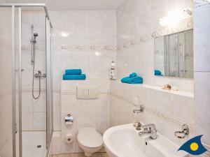 Villa Strandperle_ Whg_ 19, Apartments  Bansin - big - 10