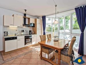 Villa Strandperle_ Whg_ 19, Apartments  Bansin - big - 6