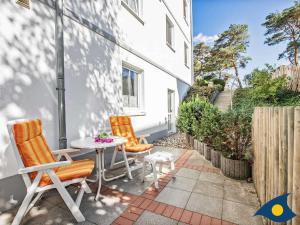 Villa Strandperle_ Whg_ 19, Apartments  Bansin - big - 5
