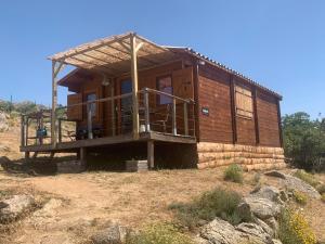 Location gîte, chambres d'hotes Les Chalets De Lozzi dans le département Corse du Sud 2a