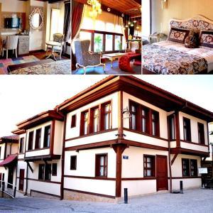 Отель Arasta Konak Boutique Hotel, Эскишехир