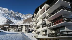 Accommodation in Saas-Fee