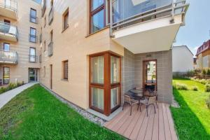 Amber One- Sopot Residence 700 m from the beach