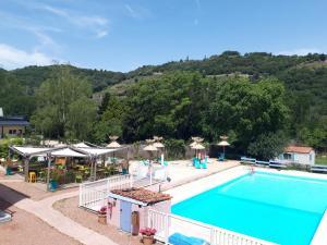 Location gîte, chambres d'hotes Camping La Bohème dans le département Ardèche 7
