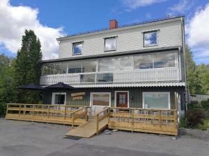 Skulebergets Frestelse - Hotel - Docksta