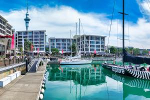 CBD Viaduct Harbour Resort