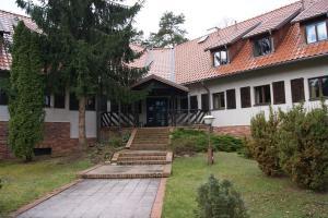 PAN Dom Pracy Twórczej w Wierzbie