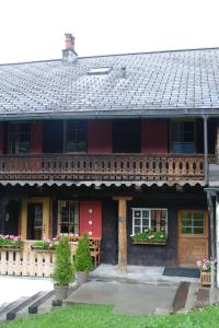 Accommodation in Morgins