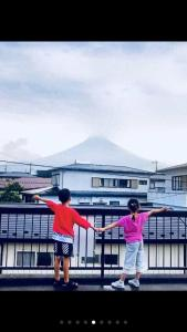 Guest house En, Priváty  Fujiyoshida - big - 7