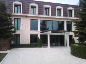 Hotel Vila Ekaterina, Вакарел
