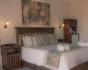 Mawusi Bush Lodge, Chaty  Hoedspruit - big - 7