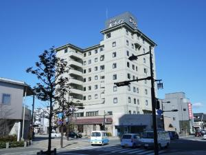 Accommodation in Shimada
