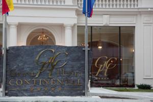 Grand Hotel Continental, Hotels  Bukarest - big - 51