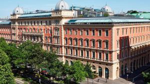 Palais Hansen Kempinski Vienna, Вена