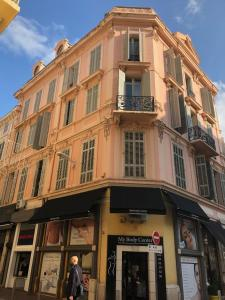 La Guitare 21 - Cozy studio in center of Cannes, just behind Grand Hotel, Apartmány  Cannes - big - 5