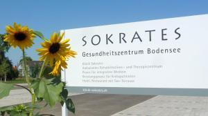 Hotel Restaurant Sokrates, Szállodák  Güttingen - big - 15