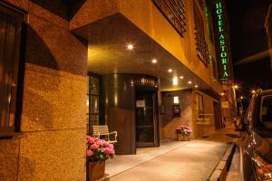 Astoria Hotel Antwerp, Hotely  Antverpy - big - 32