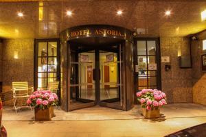 emblème de l'établissement Astoria Hotel Antwerp