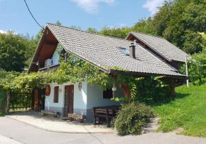 Zidanica Meglič - Vineyard cottage Meglič
