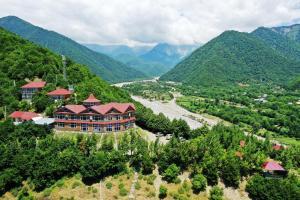 Kungut Hotel & Resort, Шеки