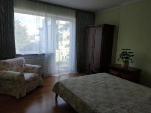 Apartament Róża Wiatrów z samochodem