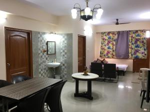 . 3 BHK Ganges View Apartment