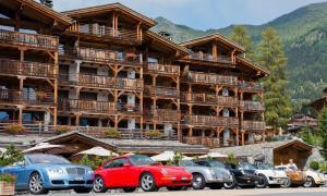 La Cordée des Alpes Appartements - Apartment - Verbier