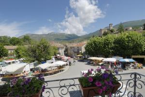 Accommodation in La Motte-Chalançon