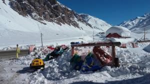 Altas cumbres - Accommodation - Los Penitentes