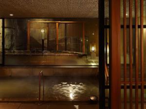 Aki Grand Hotel & Spa, Hotely  Mijadžima - big - 71