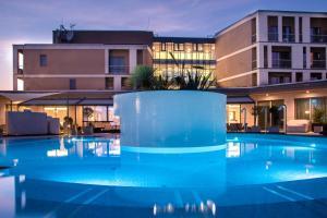 Aura Hotel Adults Only, Hotely  Balatonfüred - big - 50