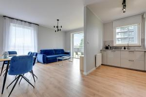 Apartament Bastion Walowa Blue