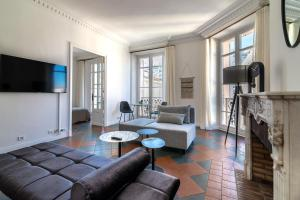 La Guitare 33 - Nice and spacious 1BR apartment in center of Cannes, right behind Grand Hotel, Apartmanok - Cannes