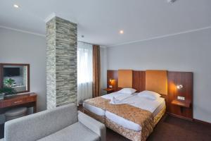 Отель NASTUP, Домбай