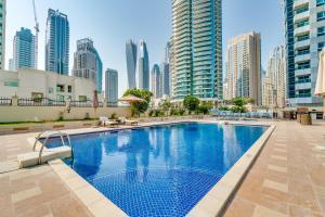 Short Booking - 2 Bedroom Apartment in Dubai Marina - Dubai