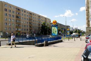 New Life Apartment next to Metro Station